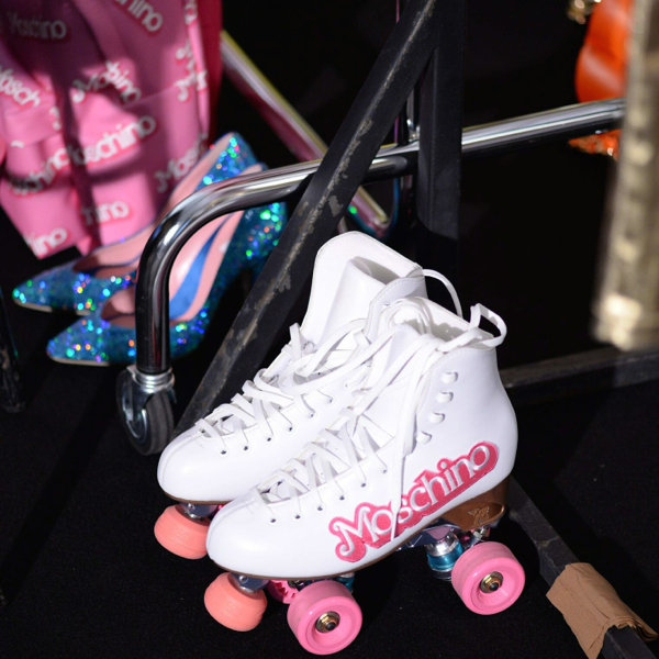 Moschino-Backstage-Roller-Skate