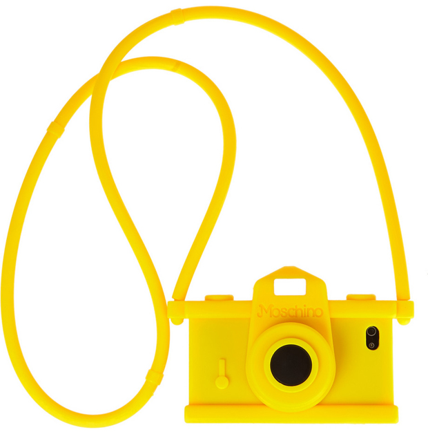Moschino-Camera-iPhone-5-Case